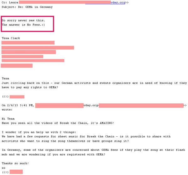E-Mail Bestätigung