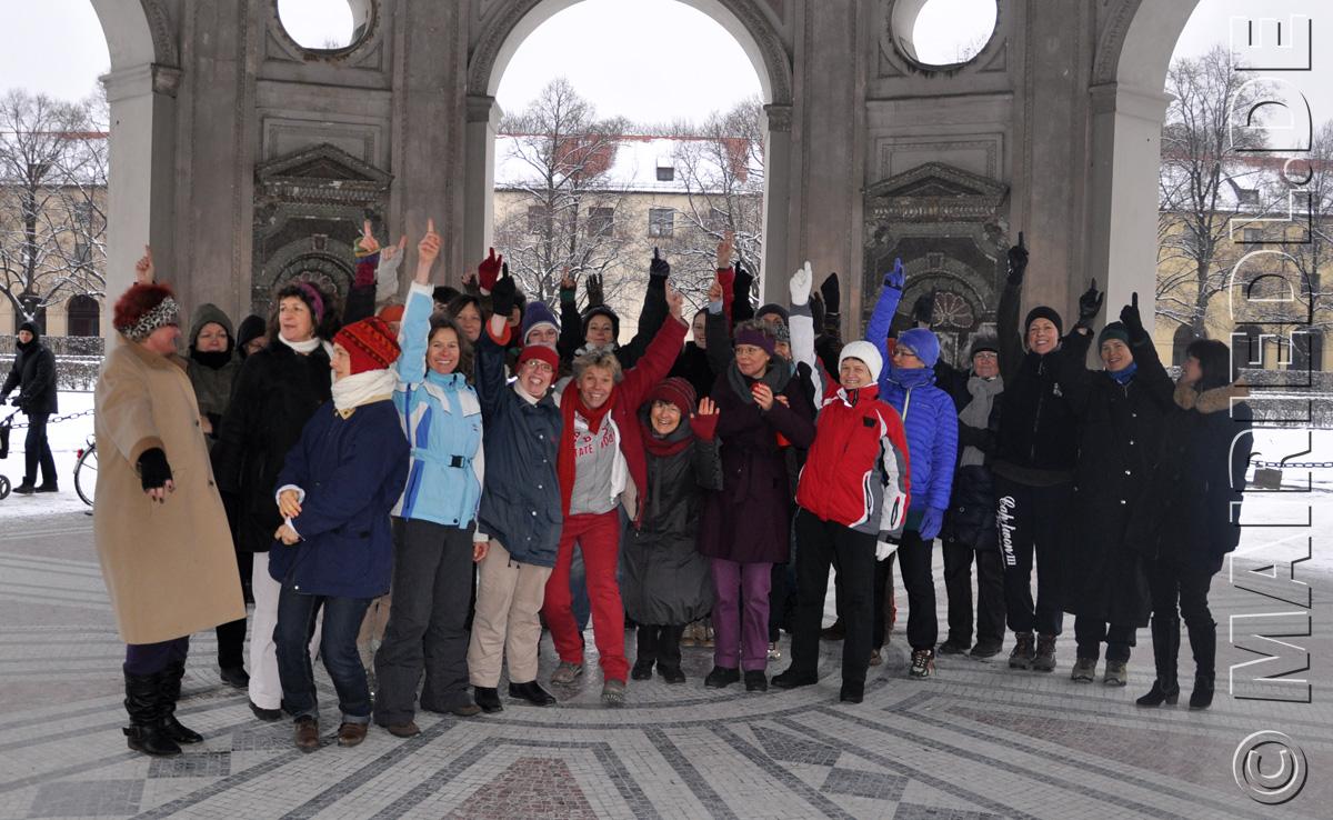 München Tänzerinnen