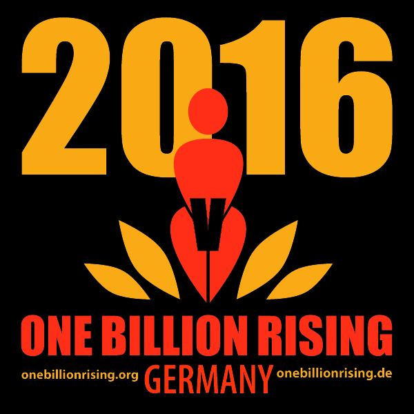 One Billion Rising 2016 Germany Deutschland