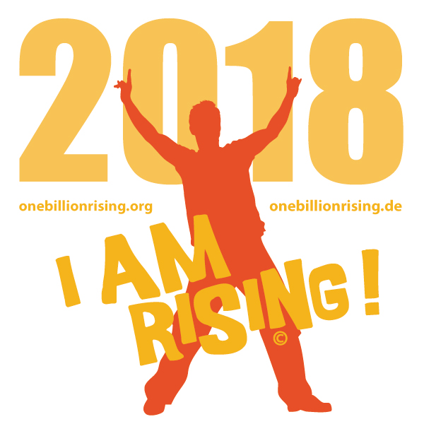 One Billion Rising Germany Deutschland 2018