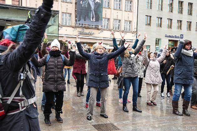 Fulda 2018 - One Billion Rising