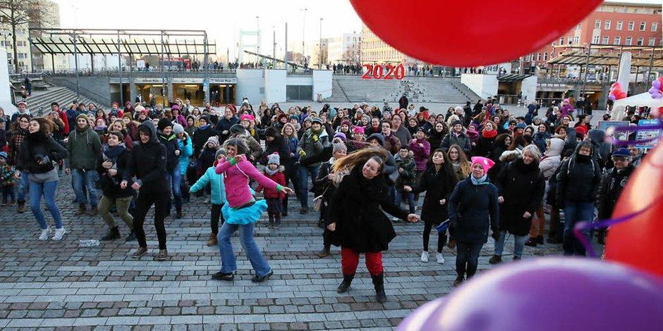 Köln 2018 - One Billion Rising