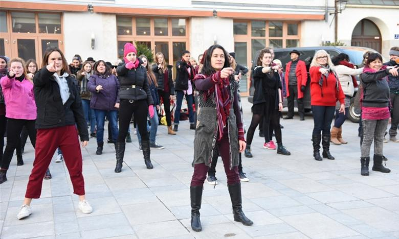 Regensburg 2018 - One Billion Rising
