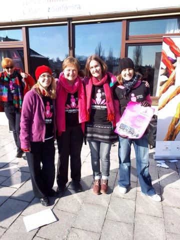 Biberach 2018 - One Billion Rising