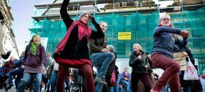 One Billion Rising Gütersloh Bielefeld