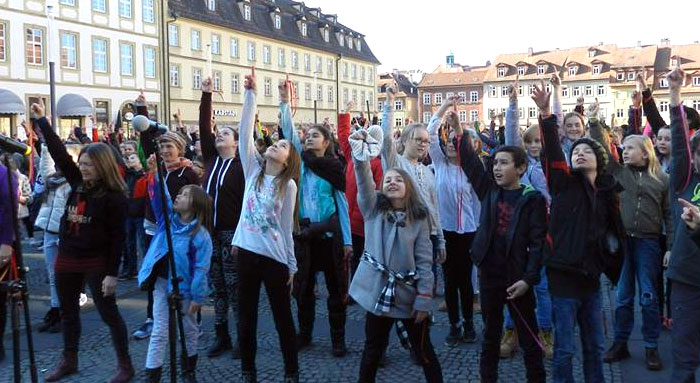 Bamberg One Billion Rising