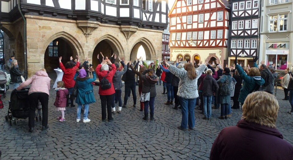 Alsfeld 2017 - One Billion Rising