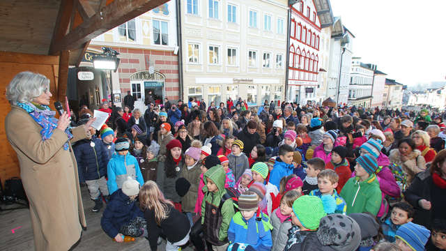 Bad Tölz - One Billion Rising