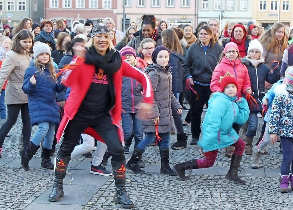 Bamberg 2018 - One Billion Rising