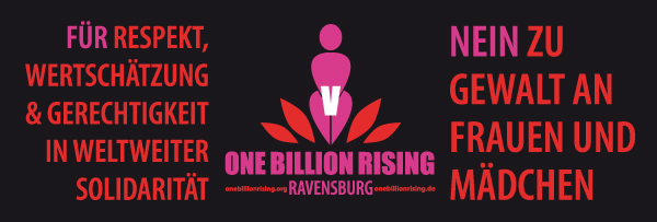 Ravensburg 2018 - One Billion Rising