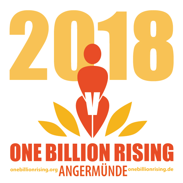 ANgermünde 2018 - One Billion Rising