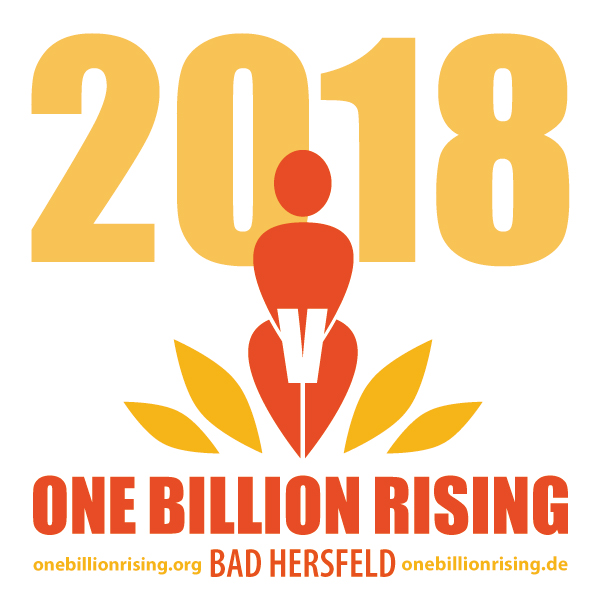Bad Hersfeld 2018 - One Billion Rising