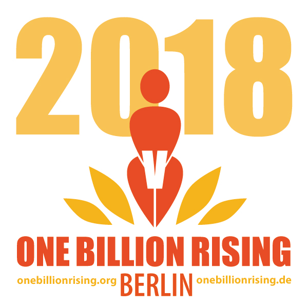 Berlin One Billion Rising 2018