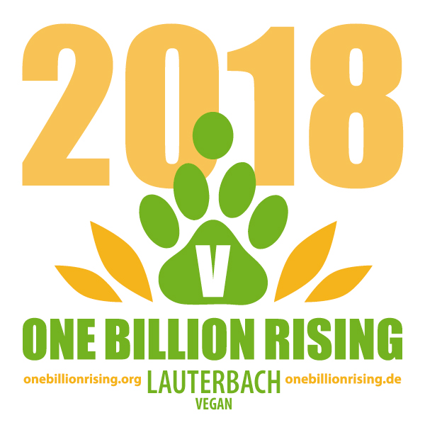 Lauterbach VEGAN 2018 One Billion Rising