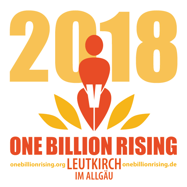 Leutkirch im Allgäu 2018 - One Billion Rising