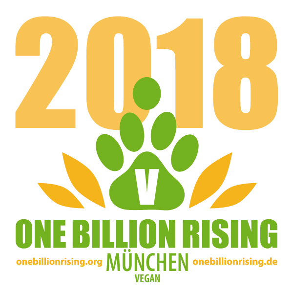 München VEGAN 2018 - One Billion Rising