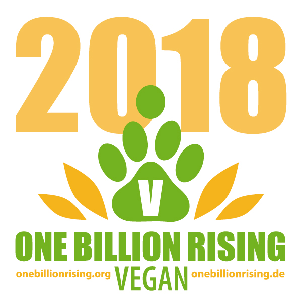 VEGAN 2018 One Billion Rising