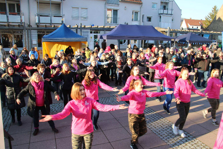 Niefern-Öschelbronn 2018 - One Billion Rising