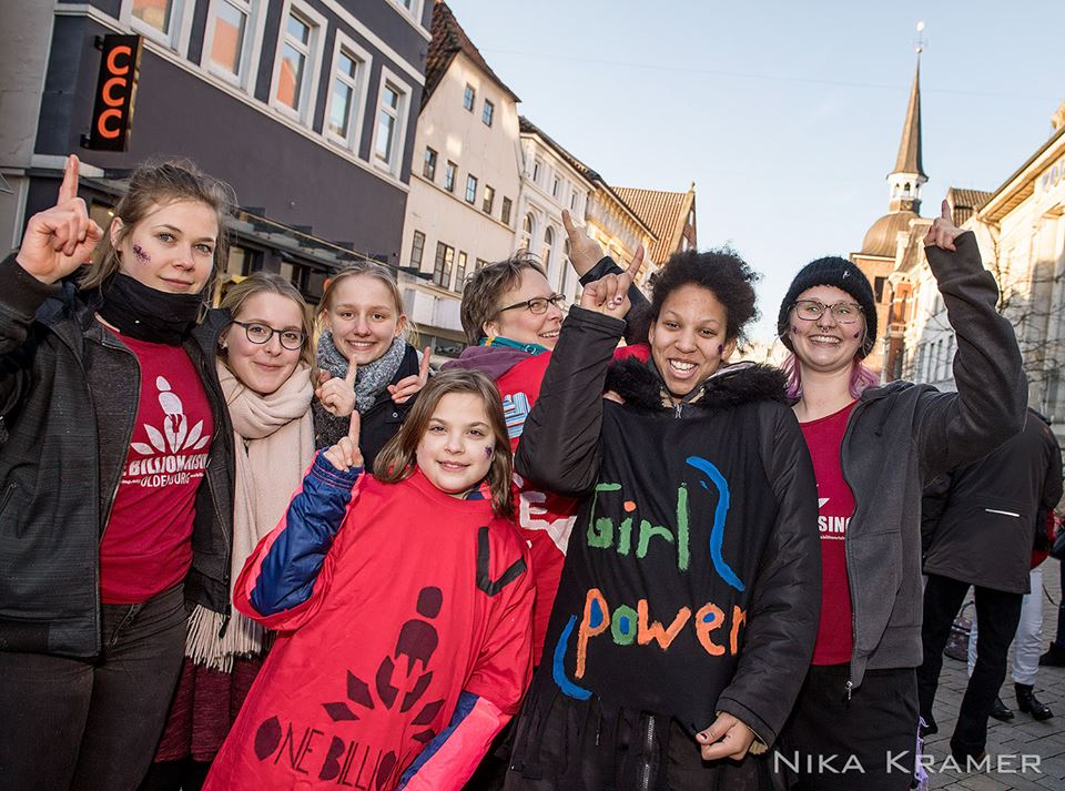 Oldenburg 2018 - One Billion Rising