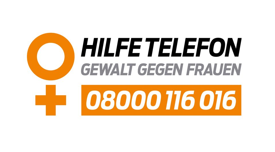 Hilfetelefon bei Gewalt gegen Frauen
