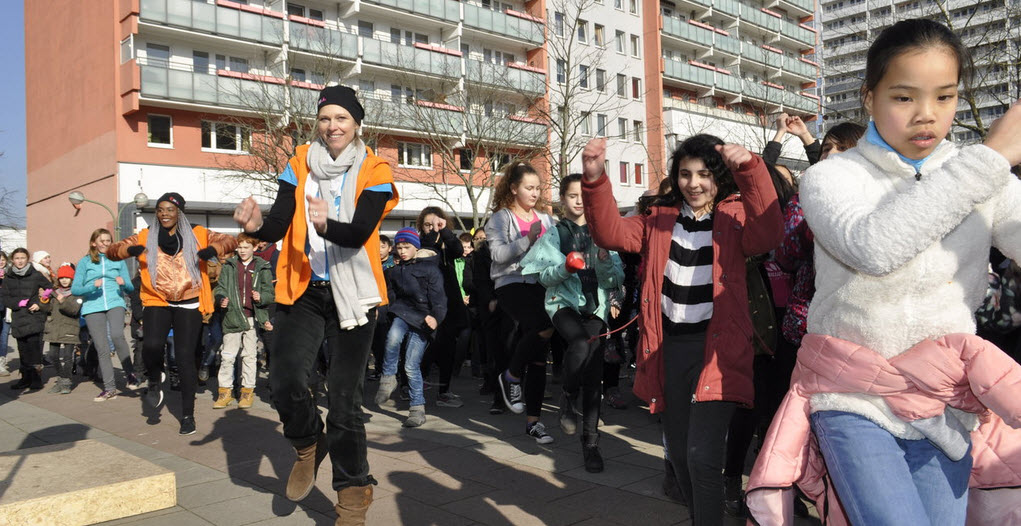 Berlin-Lichtenberg 2018 - One Billion Rising
