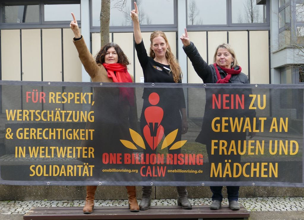 One Billion Rising 2018 Calw