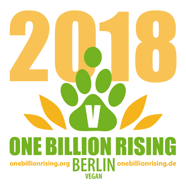 Berlin vegan 2018 - One Billion Rising