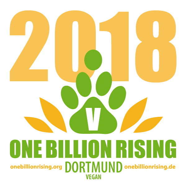 Dortmund vegan 2018 - One Billion Rising