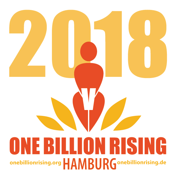 Hamburg 2018 - One Billion Rising