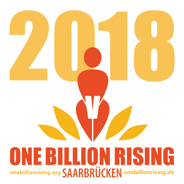 Saarbrücken 2018 - One Billion Rising