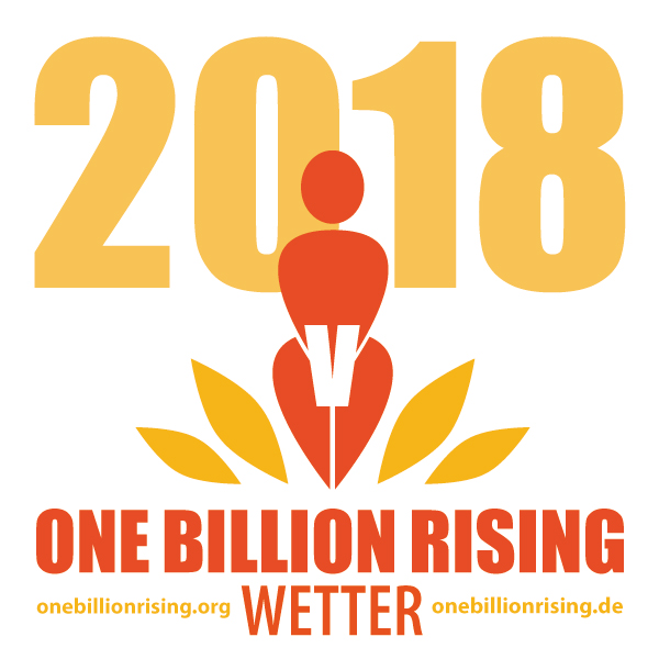Wetter 2018 - One Billion Rising