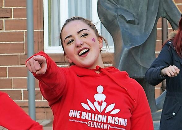 Merzig 2018 - One Billion Rising