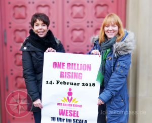 Wesel 2018 - One Billion Rising