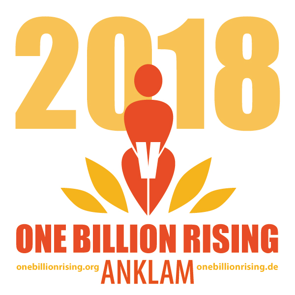 Anklam 2018 - One Billion Rising