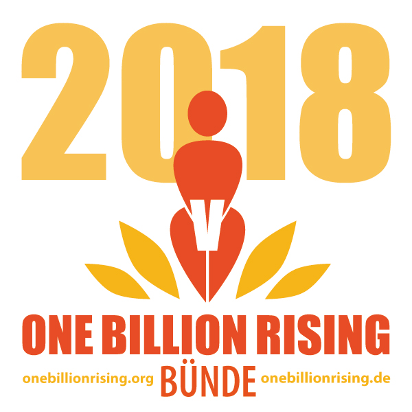 Bünde 2018 - One Billion Rising