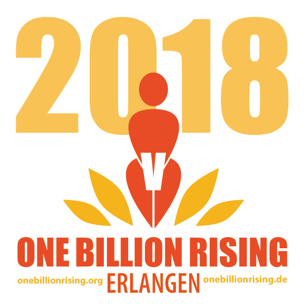 Erlangen 2018 - One Billion Rising