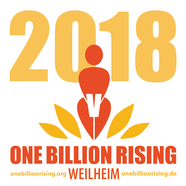Weilheim 2018 - One Billion Rising