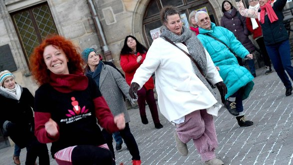 Forchheim 2018 - One Billion Rising