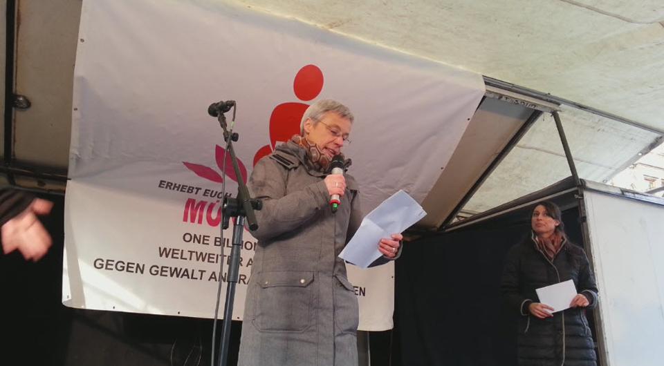 Rede München Lydia Dietrich