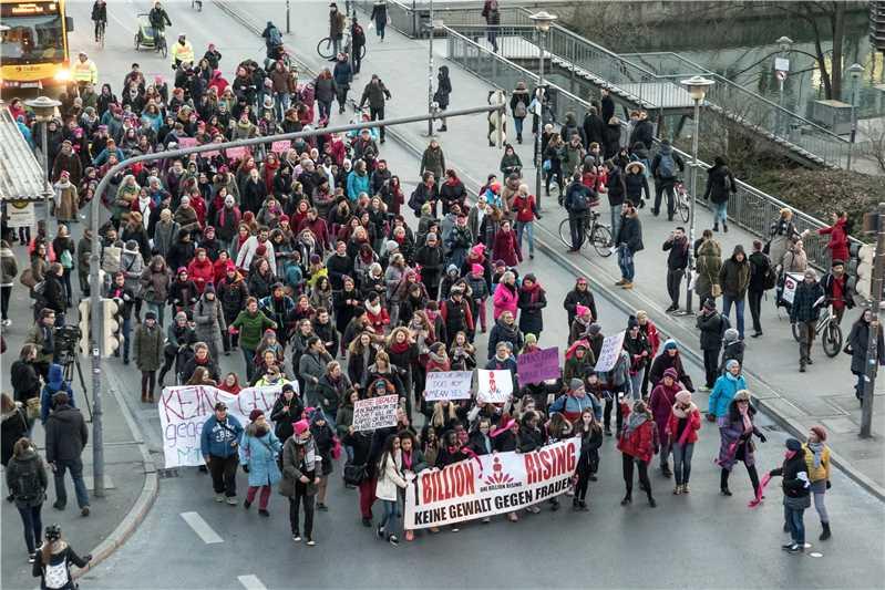 Tübingen 2018 - One Billion Rising