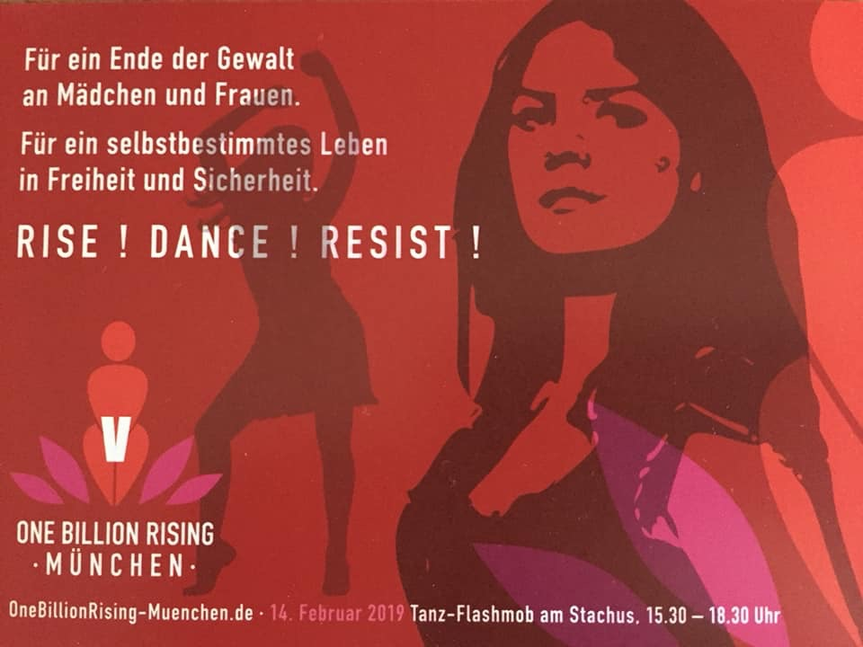 One Billion Rising 2019 Muenchen