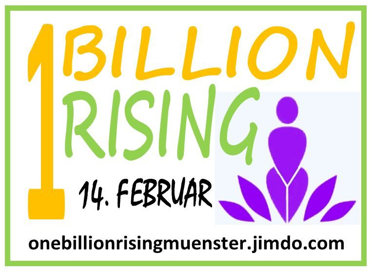 One Billion Rising 2019 Münster