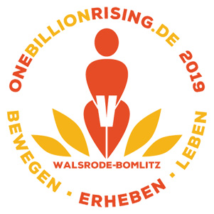 ONE BILLION RISING 2019 - Walsrode-Bomlitz - www.onebillionrising.de