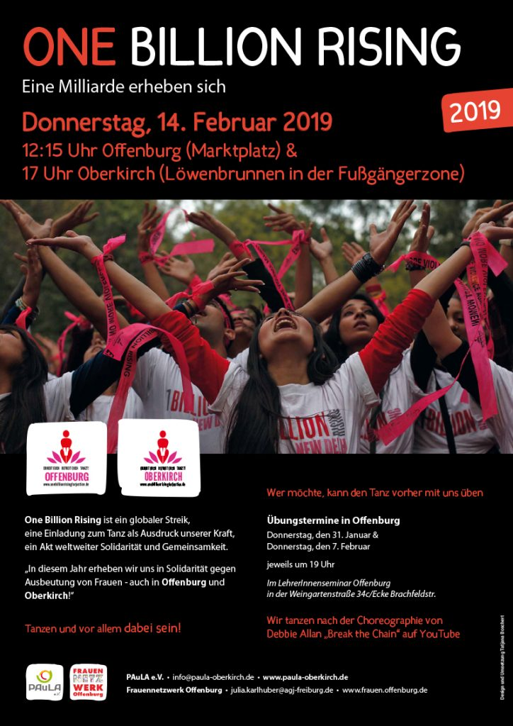ONE BILLION RISING 2019 Offenburg