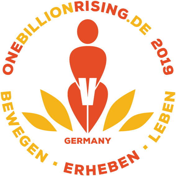 One Billion Rising 2019 Germany Deutschland - Bewegen - Erheben - Leben