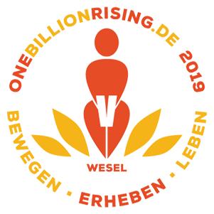 One Billion Rising 2019 Wesel - www.onebillionrising.de