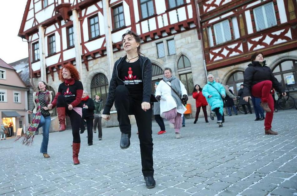 One Billion Rising Forchheim
