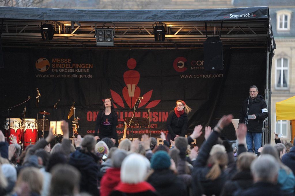 One Billion Rising Stuttgart - Foto: privat