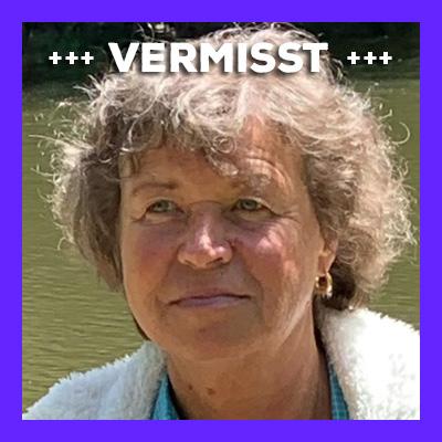 ! Vermisst ! – Wer hat Helga Frings (63) aus Künzell gesehen? Hinweise bitte an die Polizei Osthessen, Telefon 0661/105-0.