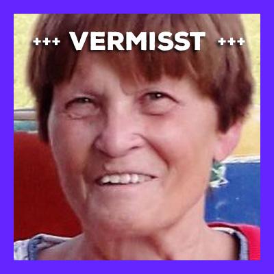+++ #Vermisst wird die 75-jährige Seniorin Heidemarie B. aus Fürstenwalde. Hinweise bitte an de Polizei, Tel. 03361-5680.